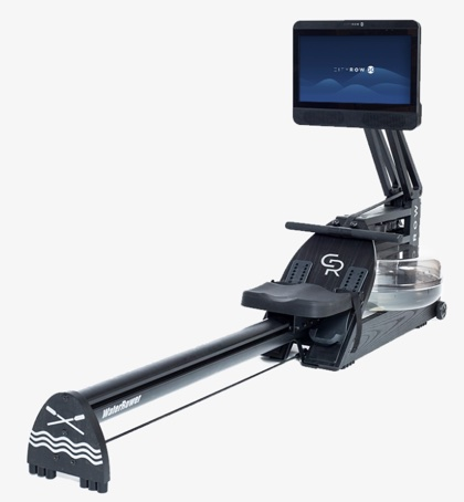 The CITYROW GO Max rowing machine overview