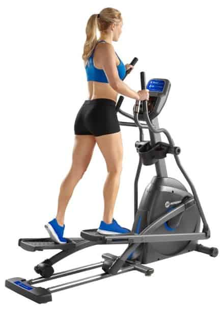 The Horizon Elliptical rounds out our top 5 list